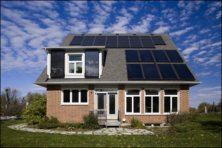 Net-Zero Energy Housing