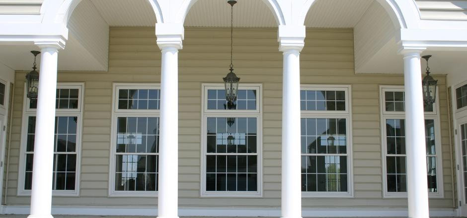 Double Hung, Transom, Grilles
