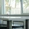 tilt turn window designed for a seamless kitchen sink view